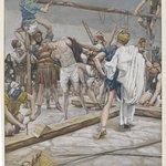 Jesus Stripped of His Clothing (Jésus dépouillé des ses vêtements)