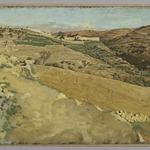 Jerusalem and Siloam, South Side (Jérusalem et Siloé. Côté sud.)