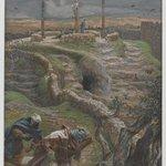 Jesus Alone on the Cross (Jésus seul sur la Croix)