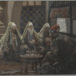 The Magi in the House of Herod (Les rois mages chez Hérode)