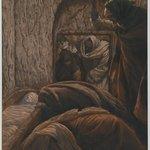 Jesus in the Sepulchre (Jésus dans le sépulcre)