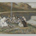 Meal of Our Lord and the Apostles (Repas de Notre-Seigneur et des apôtres)