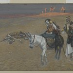The Flight into Egypt (La fuite en &Eacute;gypte)
