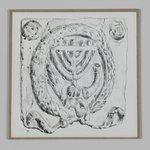 Judaic Ornament (Menorah)