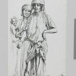 Women of Geba, Samaria (Femmes de Geba; Samarie)