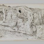 Ancient Tombs, Valley of Hinnom