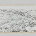 Jerusalem Taken from the Mount of Evil Counsel (Jérusalem, vue prise du mont du Mauvais-Conseil)