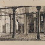 Transept of the Mosque of El-Aksa