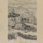 A Corner of the Village of Siloam
