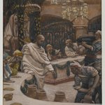The Marriage at Cana (Les noces de Cana)