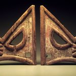 Triangular Carved Bracket (Tset-tesh Kwim-nai)
