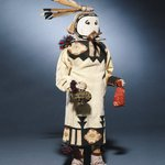 Kachina Doll (Kyanaque Kahana)