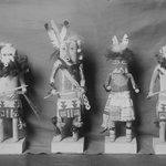 Kachina Doll (Salomopea Thluptsena Ansuwa)