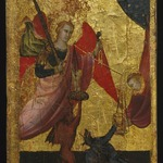 Saint Lawrence Intercedes for the Soul of Emperor Henry II