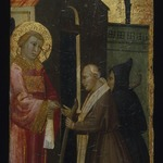 Saint Lawrence Distributing Alms to the Poor