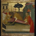 Saint Lawrence Buried in Saint Stephens Tomb