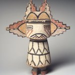 Kachina Doll (Sa'lakwmana)