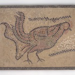 Mosaic of Rooster