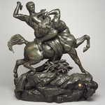 Theseus Slaying the Centaur