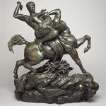 Theseus Slaying the Centaur