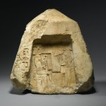 Pyramidion of a Woman