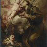 Appearance of the Christ Child to Saint Anthony of Padua