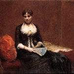 Portrait of Madame L&eacute;on Ma&icirc;tre (Portrait de Madame L&eacute;on Ma&icirc;tre)