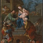 Adoration of the Magi (Adoraci&oacute;n de los Magos)