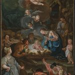 Adoration of the Shepherds (Adoración de los pastores)