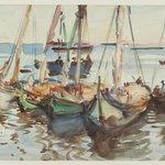 Portuguese Boats