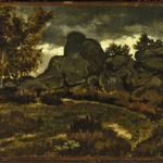 Forest at Fontainebleau