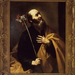 Saint Joseph with the Flowering Rod