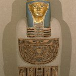 Cartonnage Mummy Covering