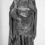 Sculpture, Carved Female Figure