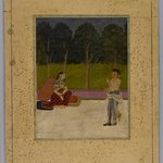 Indian Picture, Fragment
