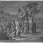 Moses Presents the Law to the Israelites II (Exodus 35)