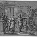 The Offering of Abigail (Samuel I 25:14-22)