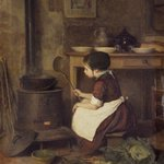 The Little Cook (La Petite cuisini&egrave;re)