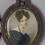 Portrait of Elizabeth Stirling Foote