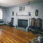 Three Rooms of the Sewall House