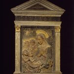Madonna, Christ, St.John and Angels