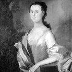 Mrs. Wyseman Clagett (Née Lettice Mitchell; Later Mrs. Simon McQuesten)