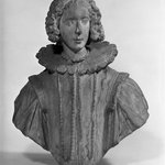 Sixteenth Century Lombardic Bust Portrait of a Duchess of the Medici Family