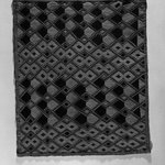 Raffia Cloth Panel Marked K307