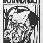 Bildnis E.H. 1919 (Cover for Der Anbruch)