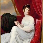 Portrait of Madame Tallien