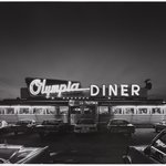Olympia Diner 1983
