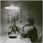 Untitled (Man Smoking/Malcolm X), from the Kitchen Table series