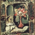 Still Life with Clown