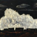 Evening Storm, Schoodic, Maine No. 2